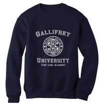 gallifrey_university Sweatshirt call the doctor Dr costume who 1962 Lord... - $26.99+