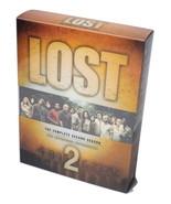 LOST Complete Season 2 DVD Box Set TV Show Series JJ Abrams - £14.12 GBP