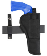 "New Barsony 360Carry 8 Option OWB Cross Draw Holster for 6"" Revolvers - $28.99"