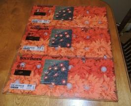 Lot x 3 Ikea SOLVINDEN Decoration Flower 12 Pack Outdoor (Light not incl... - $23.74