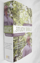 Zondervan NIV Study Bible 2008 with Index and C... - $29.69