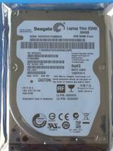"Seagate 500GB Solid State Hybrid Drive 5400RPM 2.5""SATA ST500LM000 8GB N... - $25.23"