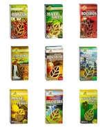 Exotic Tea - Yerba Mate Green Lemon Lapacho Rooibos Honeybush Mint Cat's... - $6.95+
