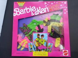 Barbie & Ken Doll Biking Date Fashions, Mattel 1991 - $19.78
