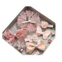 Hair Clips Barrettes for Baby Loveble Hair Accessories Gift Box Set for ... - $24.40