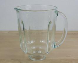 Cuisinart 40 oz Blender Glass Jar Pitcher Replacement Part ONLY Round Top - $29.99