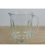 Cuisinart 40 oz Blender Glass Jar Pitcher Replacement Part ONLY Round Top - $29.99