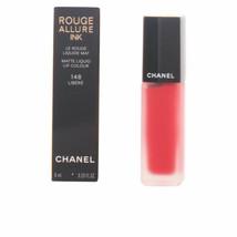Chanel Rouge Allure Ink Matte Liquid Lip Colour #148 Libere Full Size 0.20 Oz - $28.45
