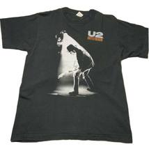 Rare Vintage U2 Rattle and Hum 1988 Tour T Shirt 80s 90s Bono The Edge R... - $59.33