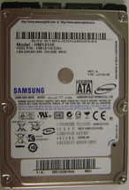 NEW HM121HI Samsung 120GB 2.5in 9.5MM SATA Hard Drive Free USA Ship
