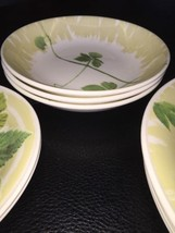 LOT 9 Casual Living Nikko Fine Tableware Shade Garden Dinner/Salad Plate... - $17.81