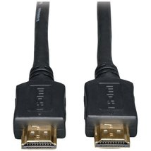 Tripp Lite High Speed HDMI Cable, Ultra HD 4K x 2K, Digital Video with A... - $20.67