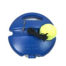 Tennis Trainer Practice Aids Self-Study Rebound Ball Indoor Training Tool - $4.99