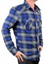NEW LEVI'S MEN'S PREMIUM COTTON CLASSIC REGULAR FIT BUTTON UP DRESS SHIRT-70002 image 4