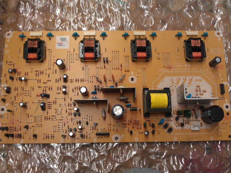 A01FHMIV Inverter Board From  Emerson  LC320EM1 DS5 LCD TV​