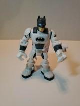 Fisher-Price Hero World DC Super Friends Arctic Batman Action Figure Mat... - $5.93