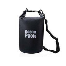 George Jimmy Waterproof Case Dry Bag Swimming Bag,Black 5L - $19.01