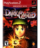 PlayStation 2 DARK CLOUD (Greatest Hits) complete - $13.95