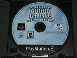 Playstation 2 - ULTIMATE BOARD GAME COLLECTION (Game Only) - $3.75