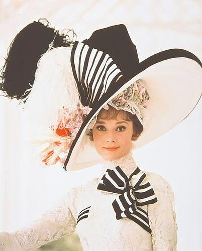 My fair lady poster 24x36 hat