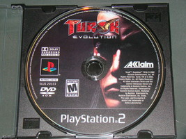 Playstation 2   Turok Evolution (Game Only) - $6.50