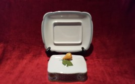 Villeroy & Boch Normandie Square Butter Dish