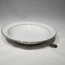 """Lot of 3 Grace Concerto Fine China 7.5"""" Rimmed Soup Bowls Japan EUC - $21.95"""