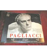 Leoncavallo Pagliacci Opera London 2 Vinyl LP LL.880 LL.881 - $40.00