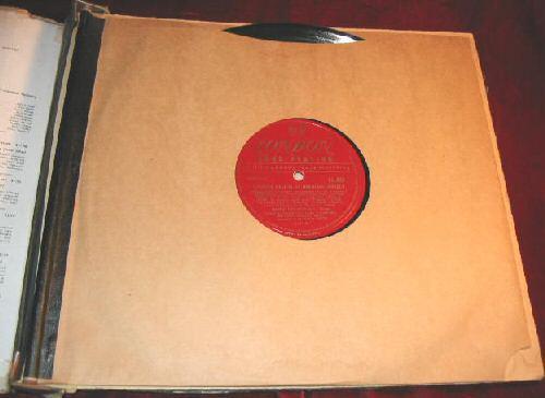 Leoncavallo Pagliacci Opera London 2 Vinyl LP LL.880 LL.881