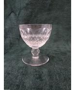 "Waterford Crystal Colleen Sherbert Sherbet Glass Short Stem 3 1/2"" - $45.08"