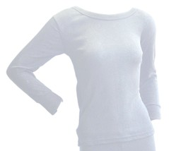 OCTAVE® 6er Pack: windabweisende Thermounterwäsche für Damen: langärmeli... - $55.39