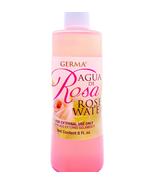 GERMA Rose Water Body Splash Agua de Rosas 8 oz - $7.22