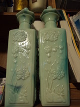 2 Beautiful Older Liquor Bottles - $14.96