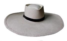 Marinera Panama hat, hand woven , made of palm toquilla, 1A quality straw hat ma - $145.00