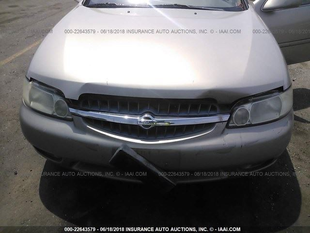 Air Cleaner Fits 98-01 ALTIMA 236410