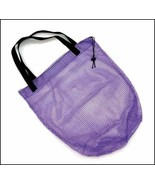 Nylon Mesh Drawstring Bag 15x17 assorted colors... - $5.40