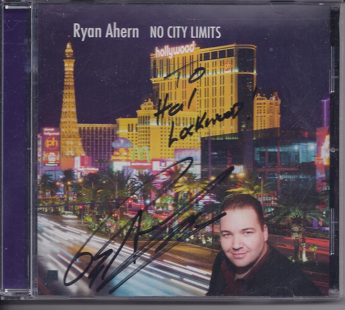 Ryan ahern cd