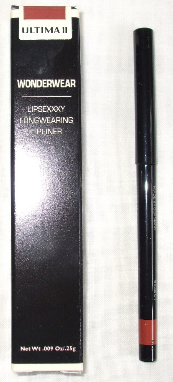 Ultima II New Wonderwear Longwearing Lipliner for Browns