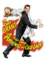 Arsenic And Old Lace Poster 24x36 inches Priscilla Lane Cary Grant Out of Print - $74.99