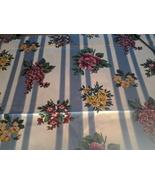 "Waverly Peabody Fabric Glosheen Naturally 100% Combed Cotton 54"" x 1'8""  - $10.99"