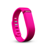 Pink fitbit thumbtall
