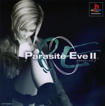 Parasite Eve 2, Sony Playstation One PS1, Import Japan Game - $24.99