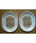 Corelle Large Oval Platter Indian Summer 12 in Corning Plate Serving Flo... - $34.64