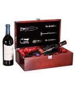 ROSEWOOD 2 BOTTLE WINE GIFT BOX - PERSONALIZED - $195.50