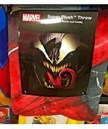 "Marvel Comics Venom Face 46"" X 60"" Throw Blanket - $36.99"