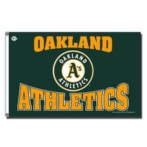IFS - Oakland Athletics MLB 3x5 Flag [Kitchen] - $22.21