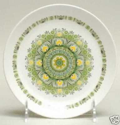 Noritake Palos Verde China: #9020 Bread & Butter Plate