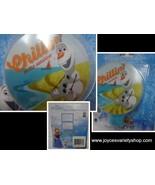 Frozen Olaf Night Light NIB Self Chillin In The Sunshine Free Shipping - $8.99