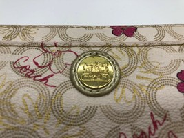 Pre-owned Coach wallet Slim Envelope Leather image 2