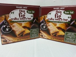 "Trader Joe's ""This Fig Walks Into a Bar..."" Low Fat Cereal Bar 2 Pk. - $22.98"